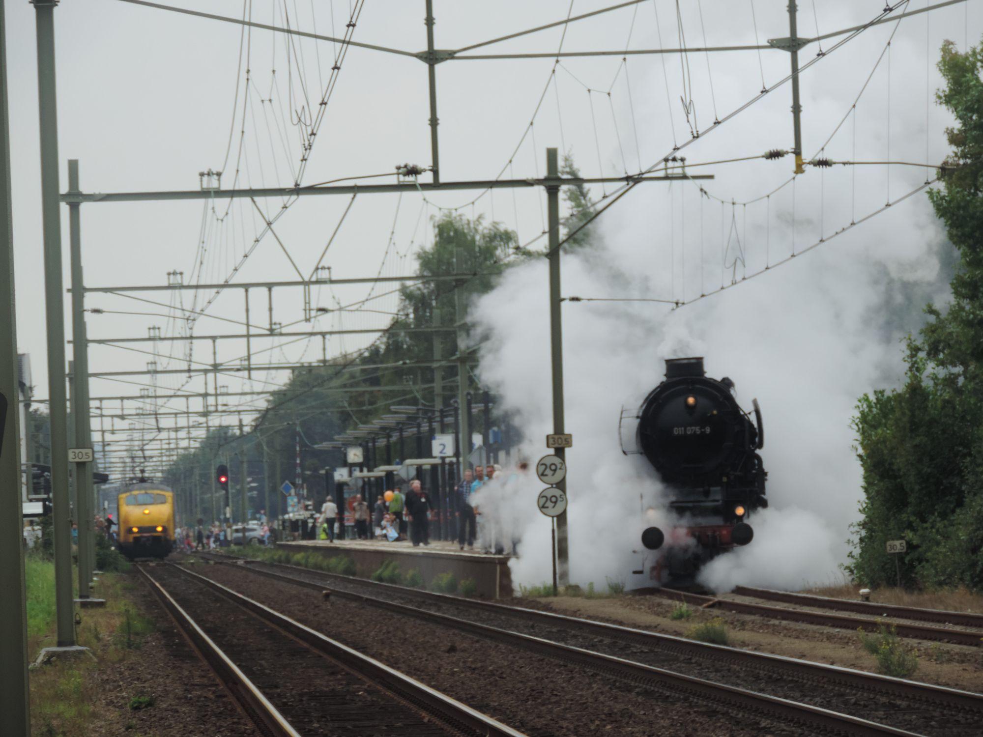 Oisterwijk op Stoom 2015