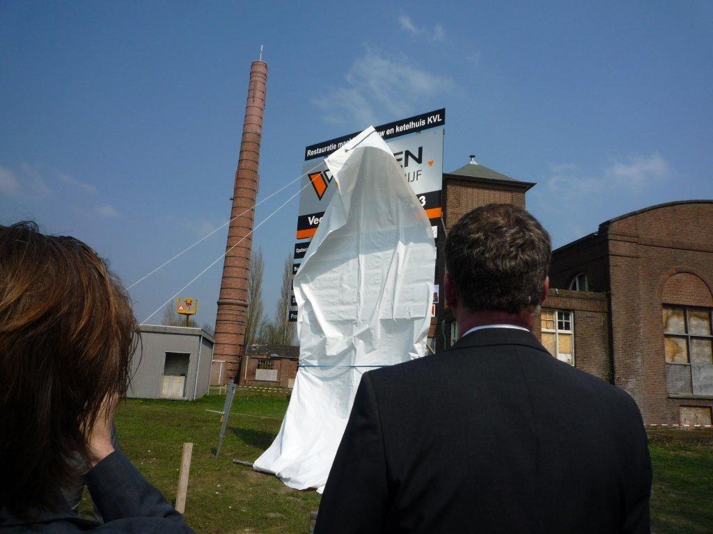 Renovatie Ketelhuis KVL Leerfabriek Oisterwijk