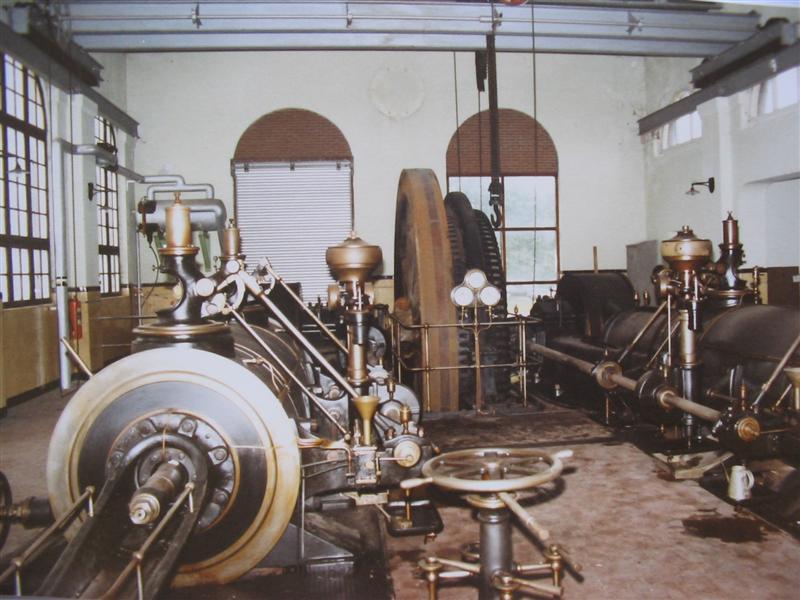 Stoom Machine KVL Oisterwijk