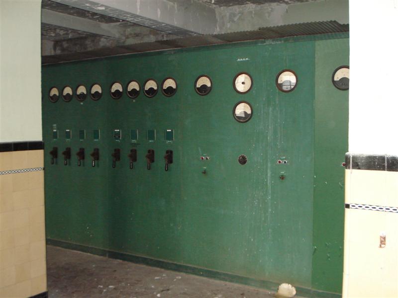 Machinekamer KVL Oisterwijk